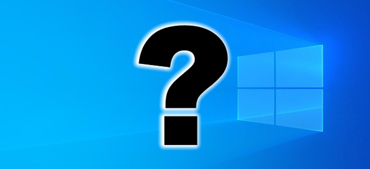 Microsoft testet das Windows 10-Update für das nächste Oktober immer noch nicht