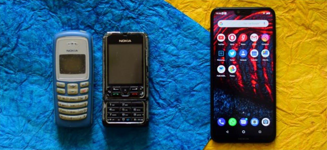 Warum die Leute 2020 immer noch Feature-Telefone kaufen