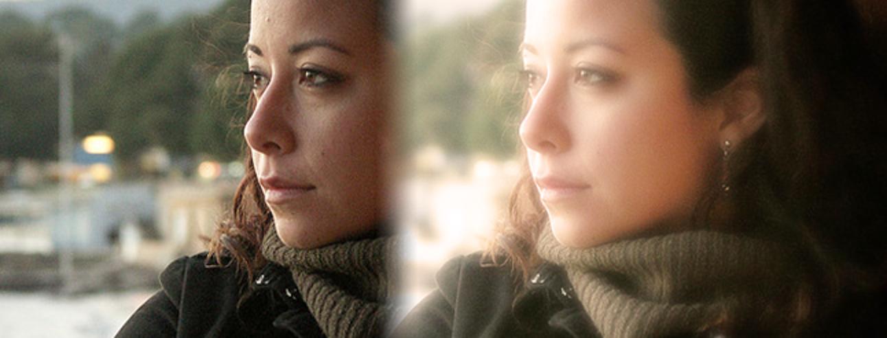 Wie man jugendliche, leuchtende Porträts in weniger als einer Minute macht