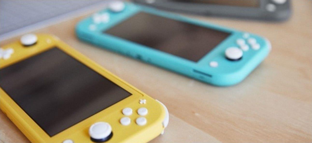 So teilen Sie Spiele auf dem Nintendo Switch