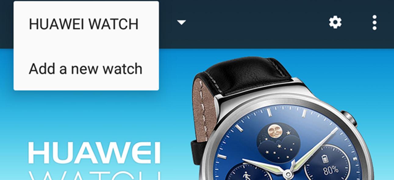 So koppeln Sie mehrere Android Wear-Uhren mit einem einzigen Telefon