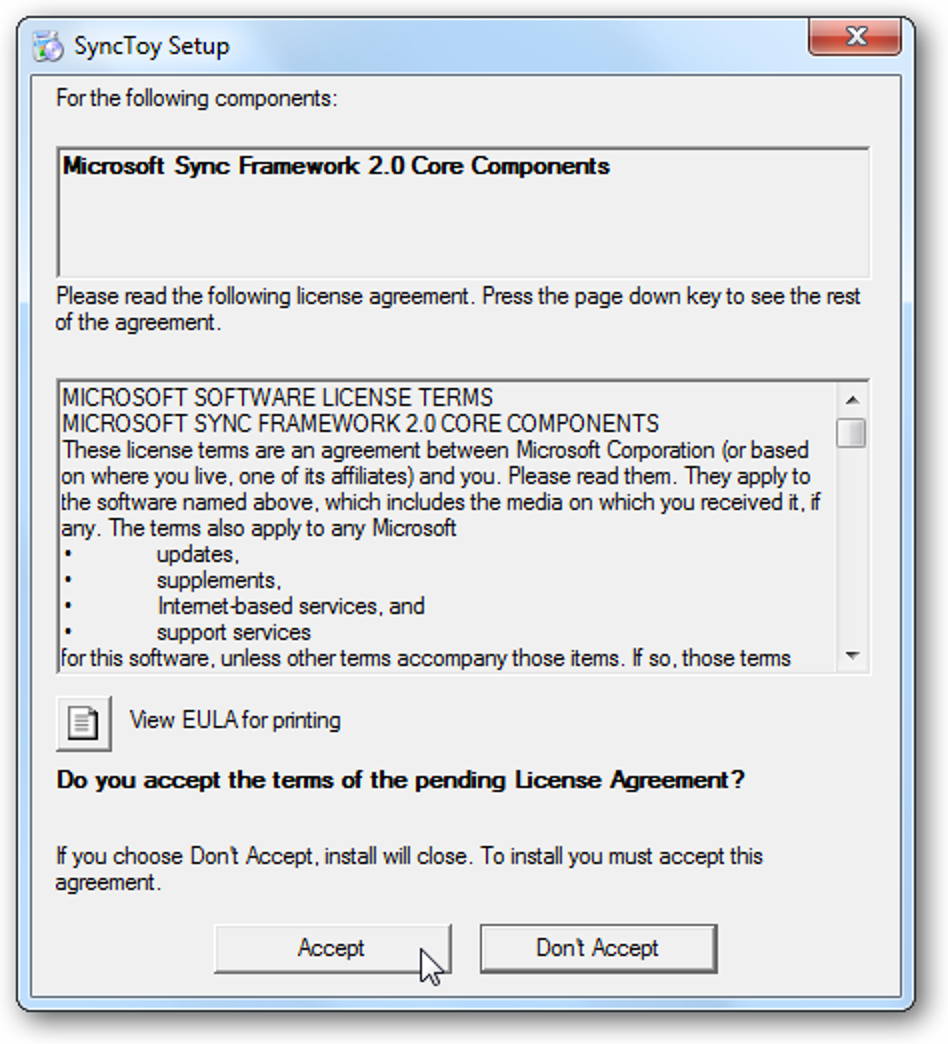 Synchronisieren Sie Ordner zwischen Computern und Laufwerken mit SyncToy 2.1