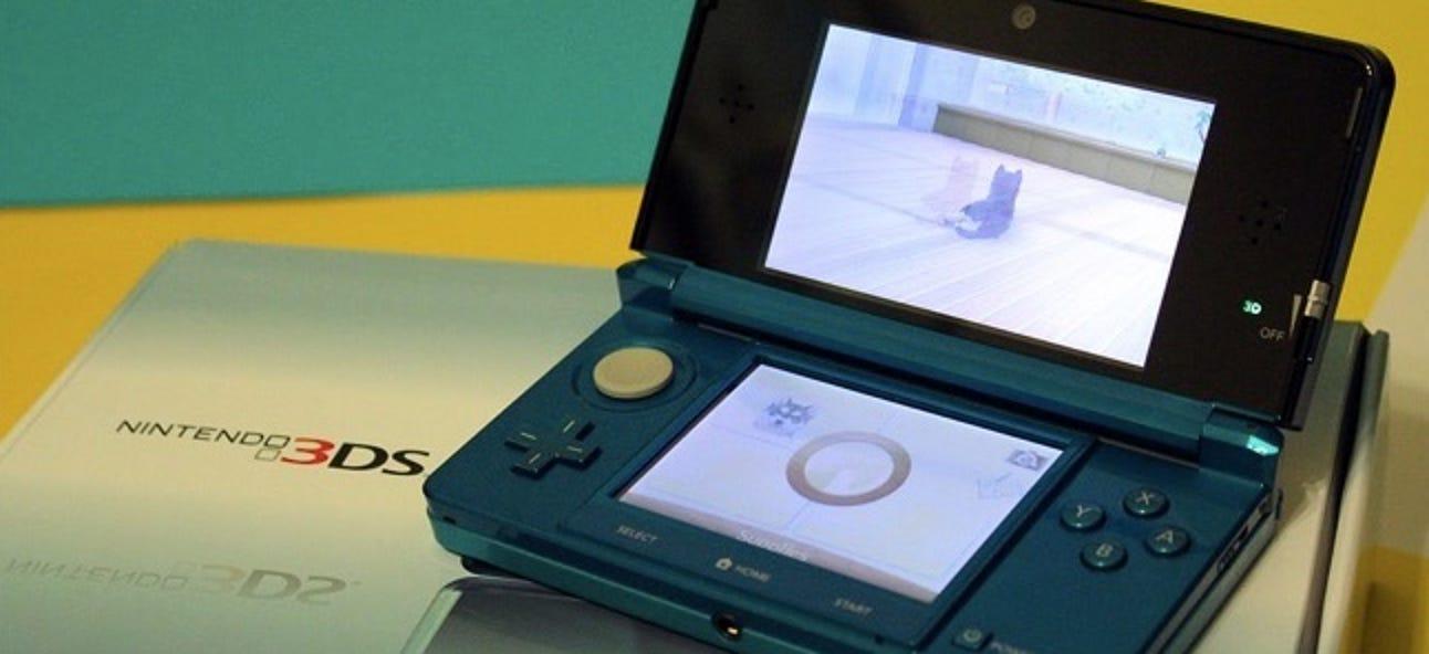 So halten Sie den Akku Ihres Nintendo 3DS länger