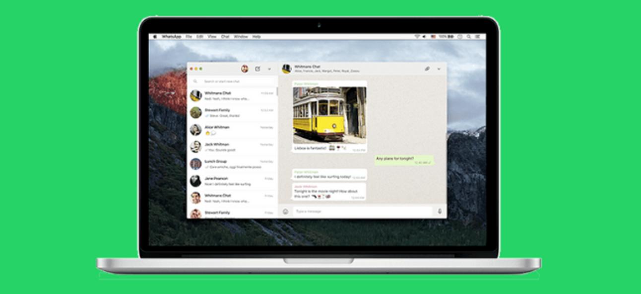 So verwenden Sie WhatsApp auf Ihrem Computer (und im Web)