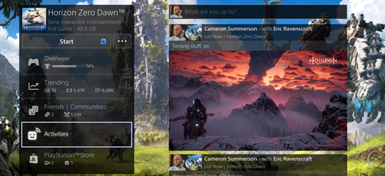 So markieren und teilen Sie Screenshots auf der PlayStation 4 oder Pro