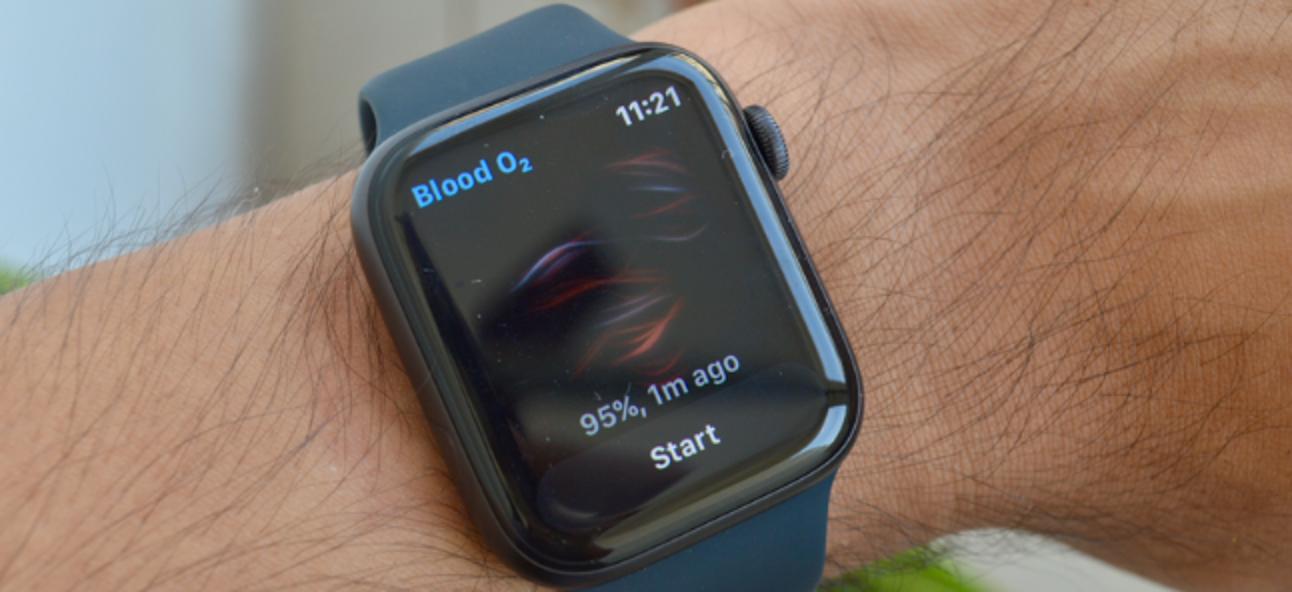 So messen Sie Ihren Blutsauerstoffgehalt mit Ihrer Apple Watch
