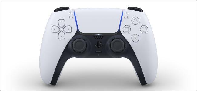 Der neue DualSense-Wireless-Controller für die Sony PlayStation 5.