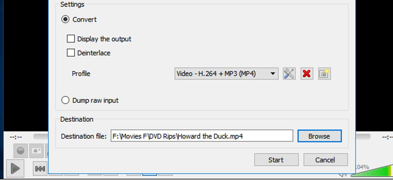 So rippen Sie DVDs mit VLC