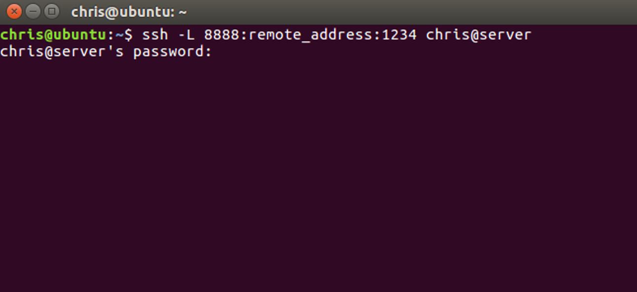 So verwenden Sie SSH-Tunneling, um auf eingeschränkte Server zuzugreifen und sicher zu surfen