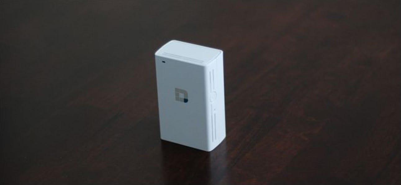 Ein Dead Simple Network Wi-Fi Extender
