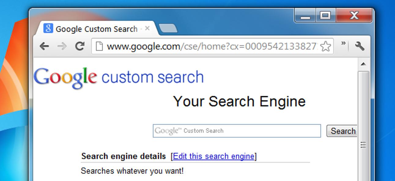 So erstellen Sie Ihre eigene benutzerdefinierte Google-Suchmaschine