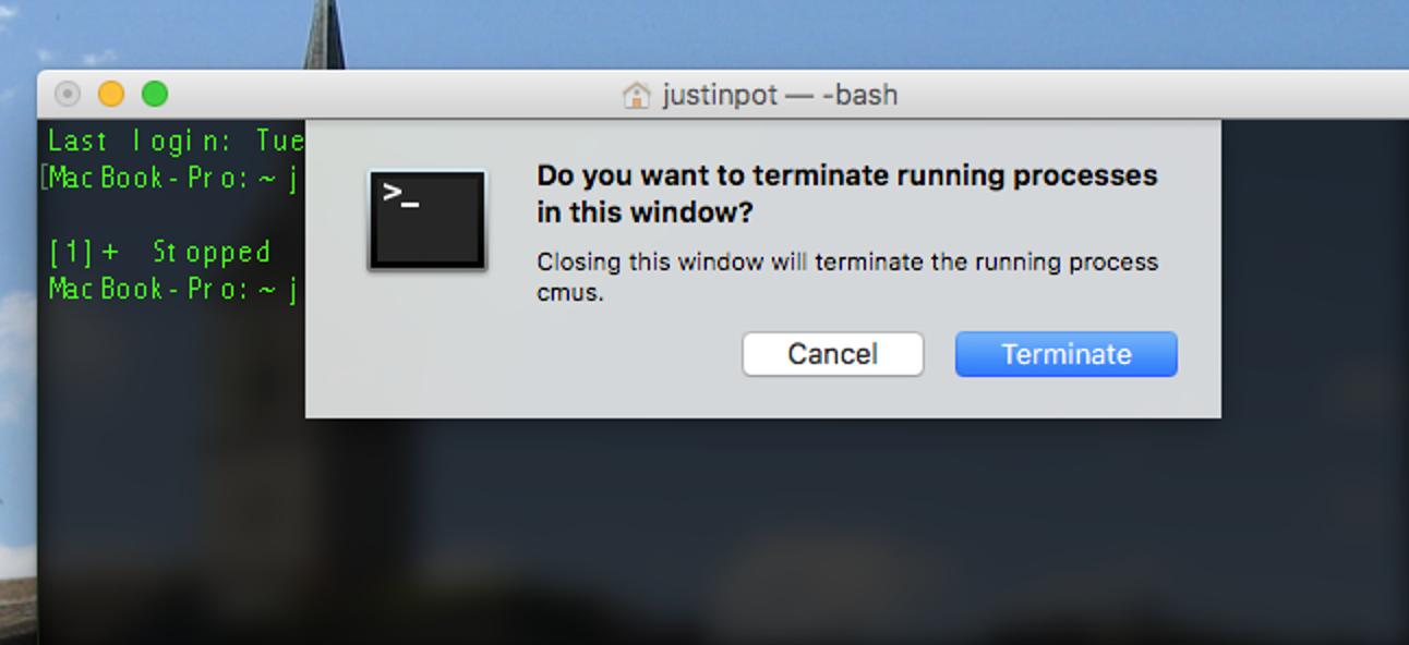 So verwenden Sie den Hidden Task Manager des Mac Terminals, um Hintergrundprozesse anzuzeigen