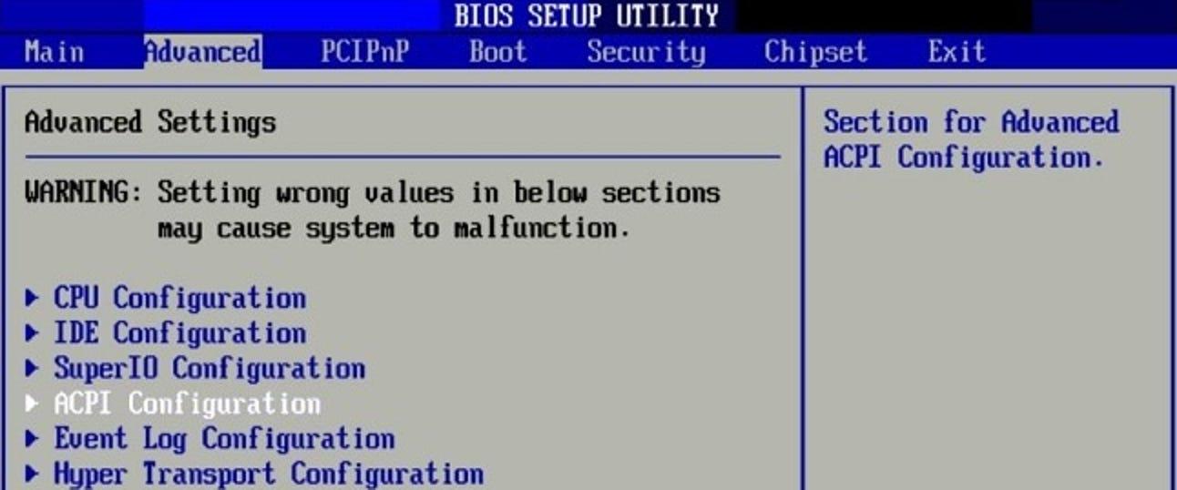 Wo ist das BIOS gespeichert?