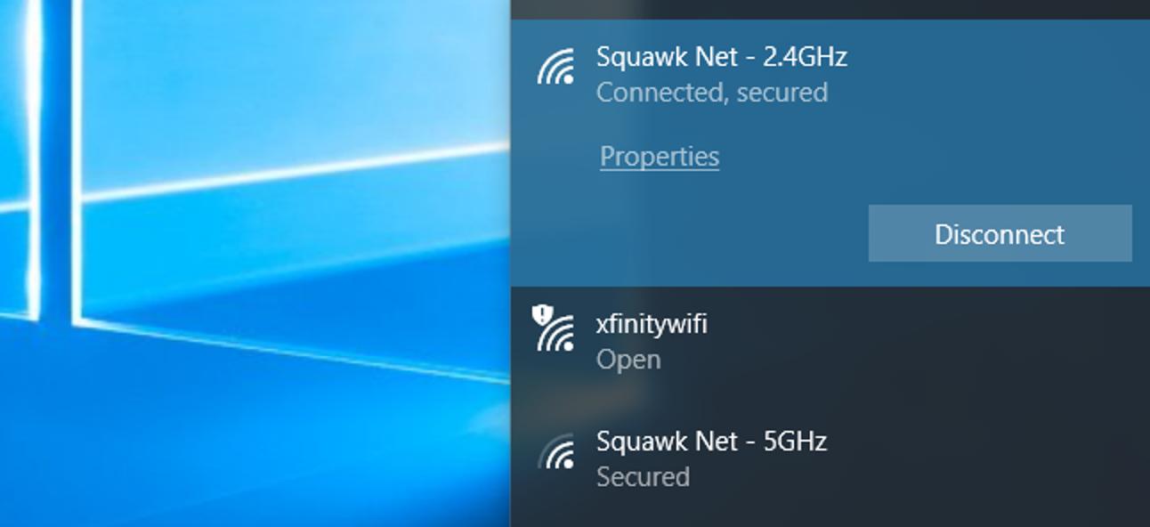 So verhindern Sie, dass Windows automatisch eine Verbindung zu einem Wi-Fi-Netzwerk herstellt