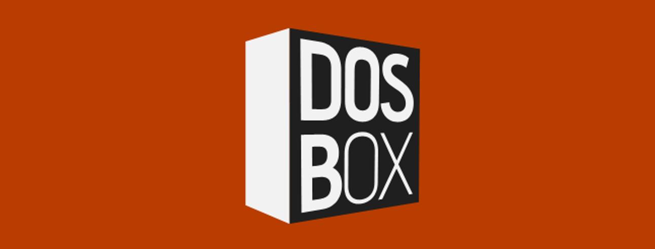 Verwendung von DOSBox zum Ausführen von DOS-Spielen und alten Apps