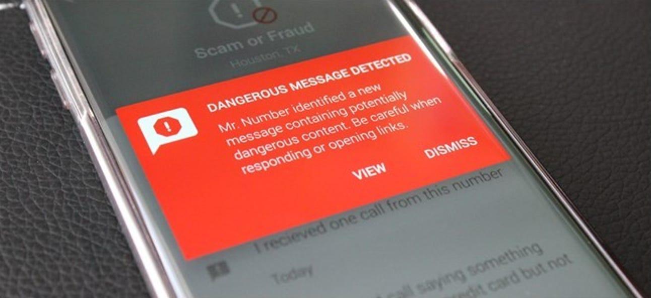 So blockieren Sie Spam-Anrufe und Texte in Android manuell und automatisch