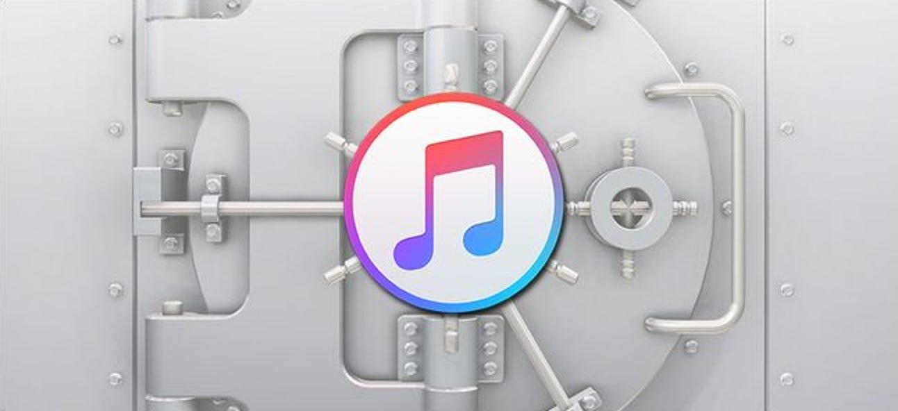 So suchen, sichern und löschen Sie Ihre iTunes-Backups