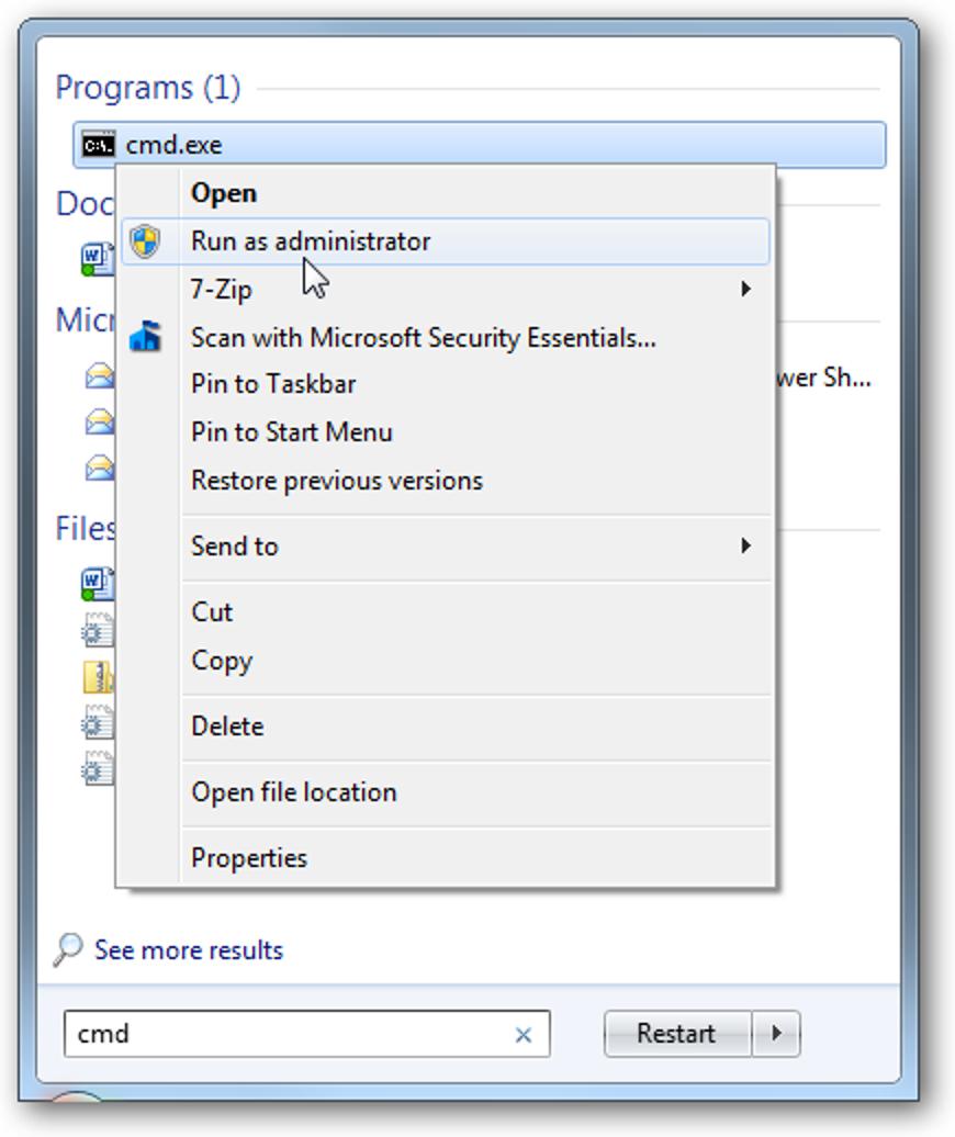 Verwenden Sie PowerCfg in Windows 7, um die Energieeffizienz zu bewerten