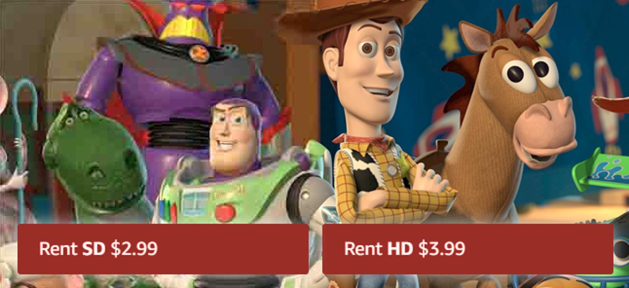 Warum berechnen Streaming-Dienste für HD und 4K zusätzliche Gebühren?