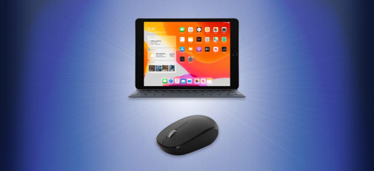 So passen Sie die Maustasten auf einem iPad an