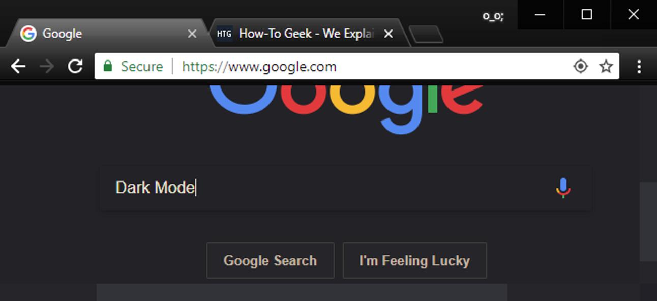 So aktivieren Sie den Dunkelmodus für Google Chrome