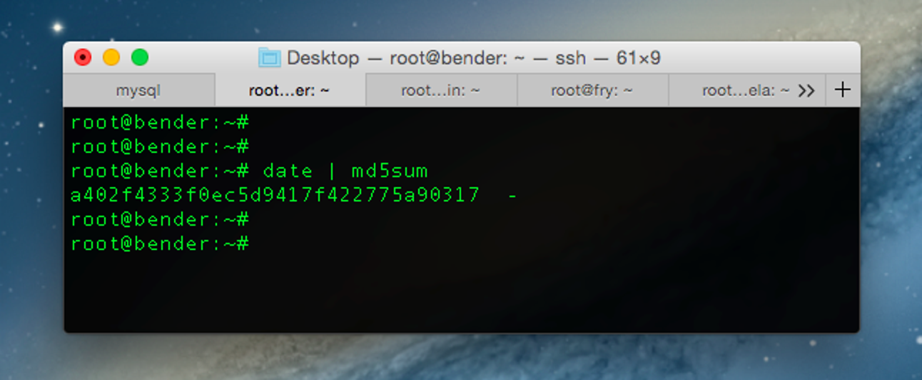 10 Möglichkeiten, ein zufälliges Passwort über die Linux-Befehlszeile zu generieren
