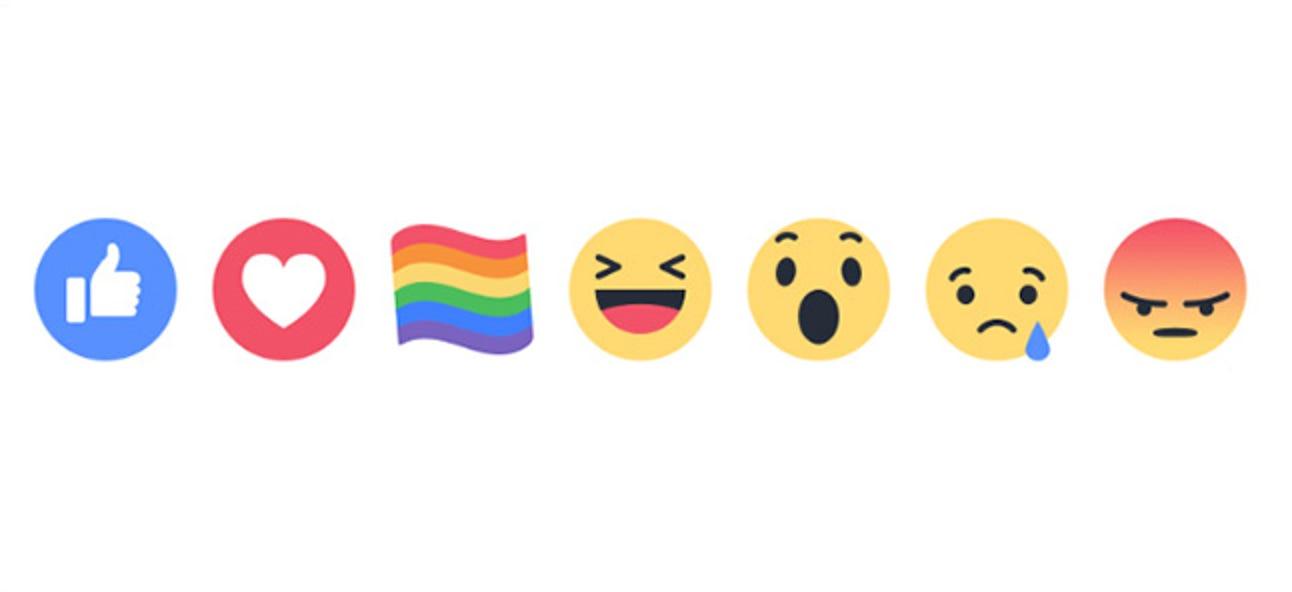So fügen Sie einem Facebook-Beitrag eine andere Reaktion hinzu (wie ein Herz oder ein Emoji)