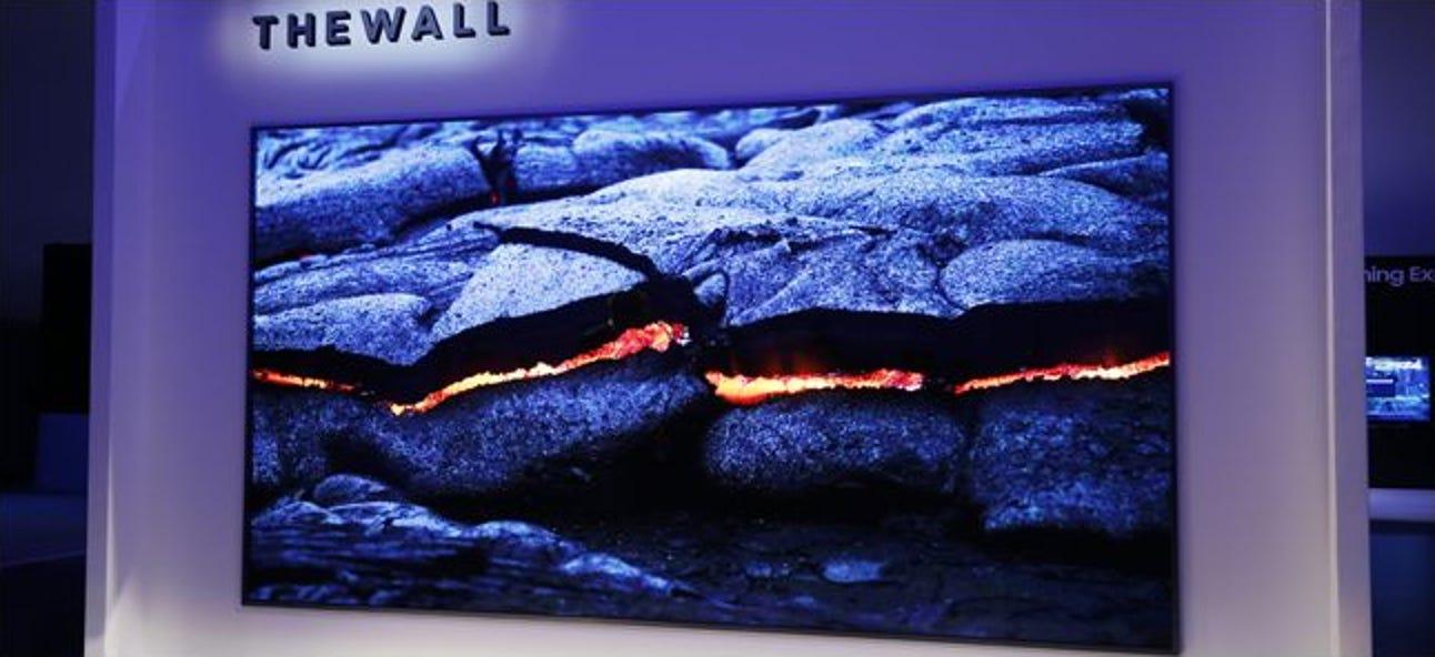 Was sind die MicroLED-Fernseher von Samsung und wie unterscheiden sie sich von OLED?