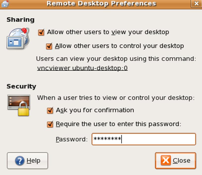Ermöglichen Sie die Fernsteuerung Ihres Desktops unter Ubuntu