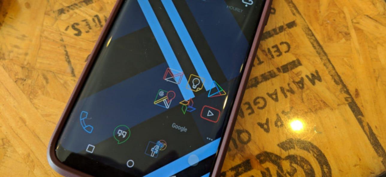 So personalisieren Sie Ihr Android-Handy mit Themen und Startern
