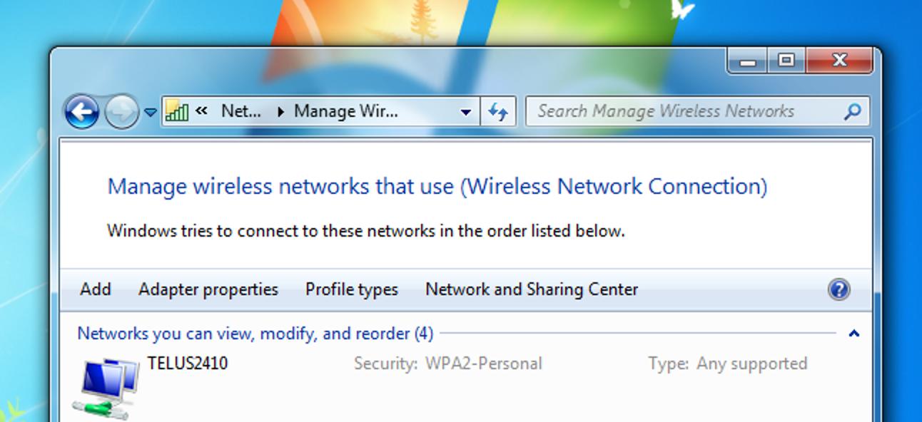 3 Möglichkeiten zum Sichern und Wiederherstellen Ihrer Wi-Fi-Passwörter