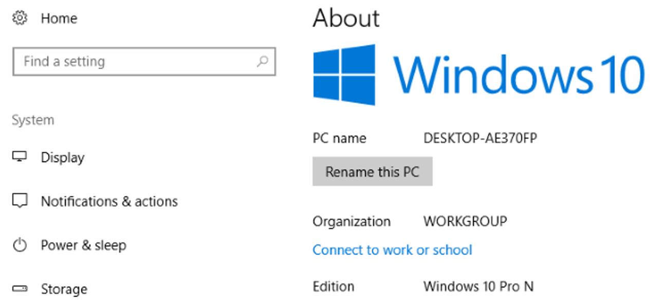 """Was ist eine """"N"""" - oder """"KN"""" -Version von Windows?"""