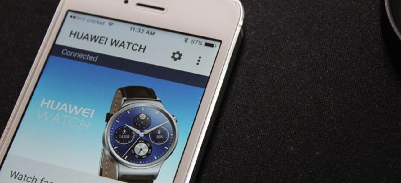 So verwenden Sie Android Wear mit einem iPhone
