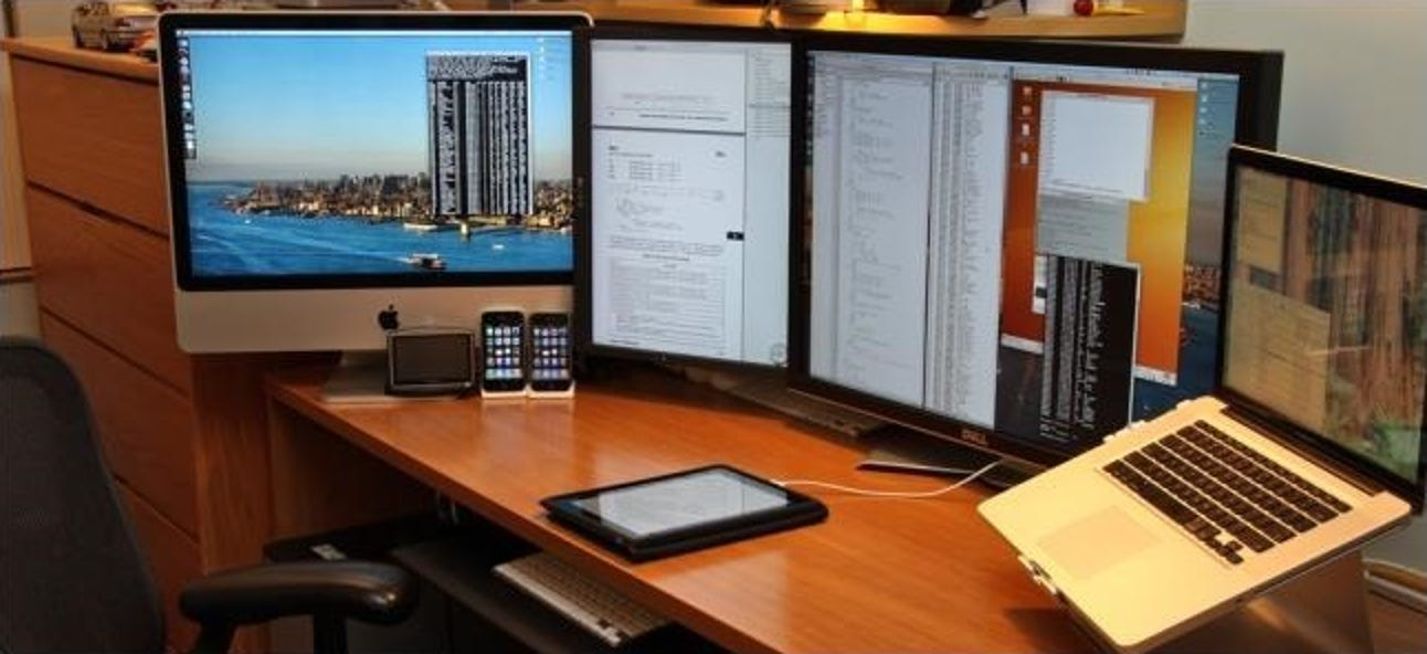 So teilen Sie Dateien zwischen Windows-, Mac- und Linux-PCs in einem Netzwerk