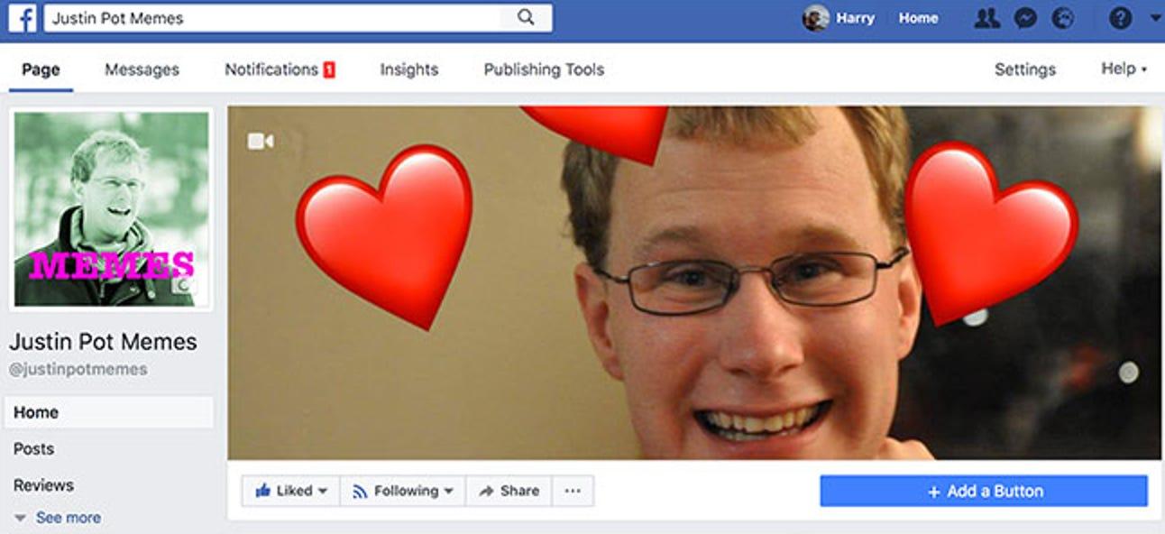 So richten Sie eine Facebook-Seite ein