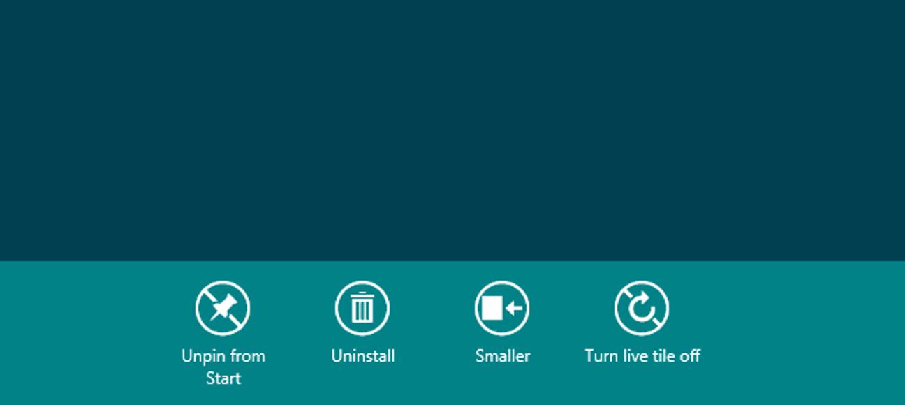 So verhindern Sie, dass Benutzer Metro-Anwendungen in Windows 8 deinstallieren