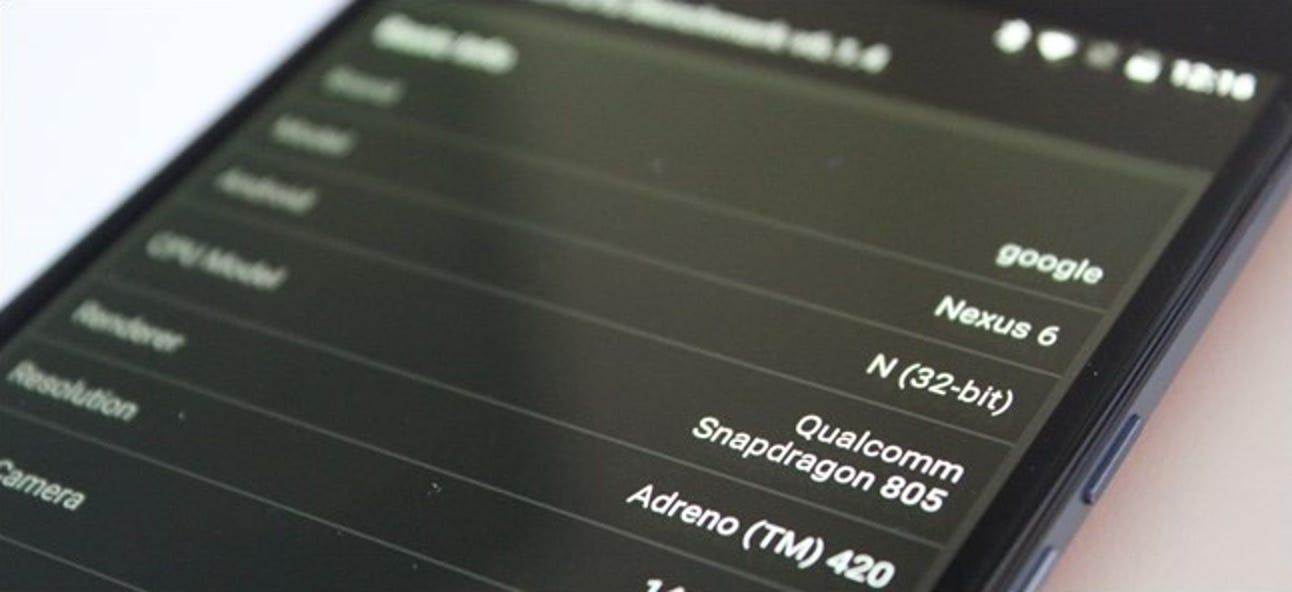 So finden Sie heraus, ob auf Ihrem Gerät 32-Bit- oder 64-Bit-Android ausgeführt wird