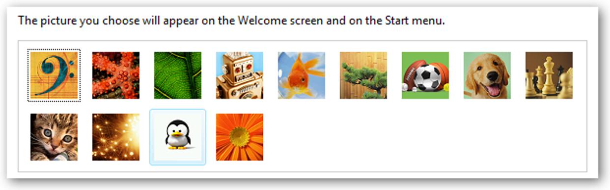Passen Sie Ihre Begrüßungsbildauswahl in Windows Vista an