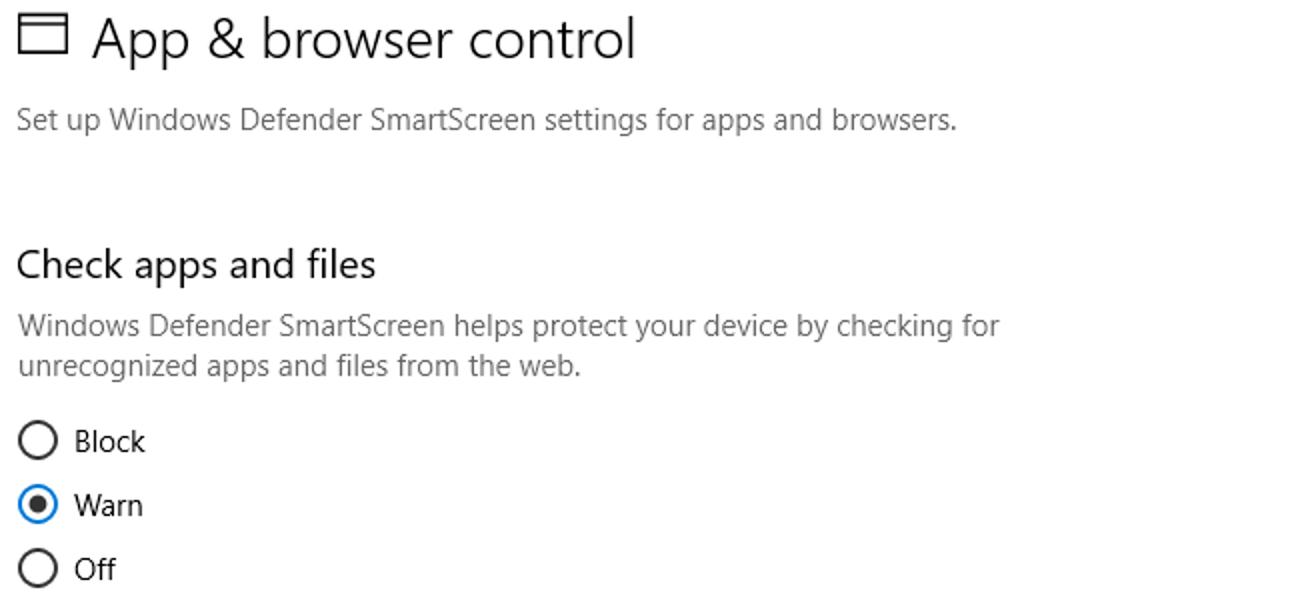 So deaktivieren Sie den SmartScreen-Filter unter Windows 8 oder 10