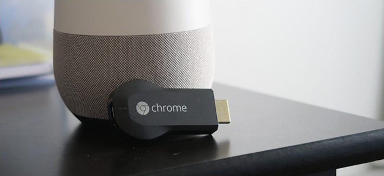 So übertragen Sie Inhalte mit Google Home auf Ihren Chromecast