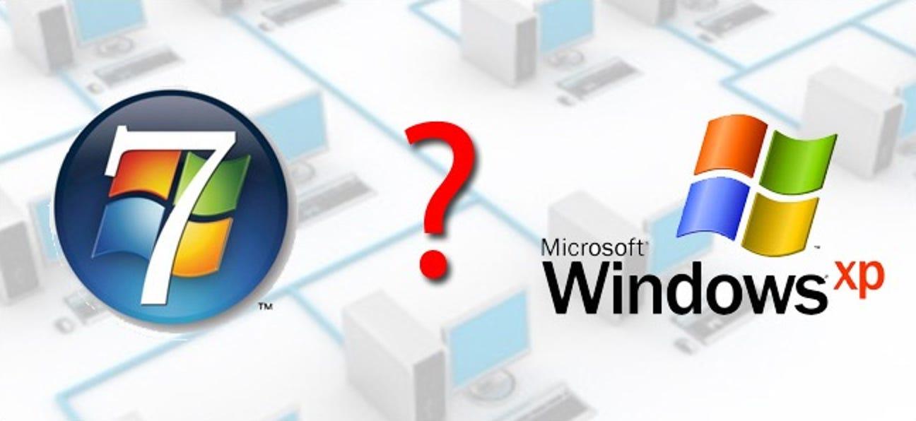 Was ist der Unterschied zwischen den Windows 7 HomeGroups und dem XP-Netzwerk?