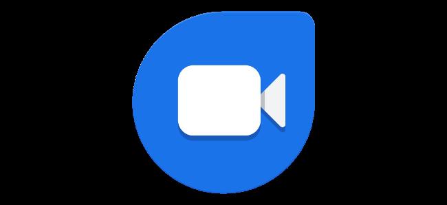 Das Google Duo-Logo.