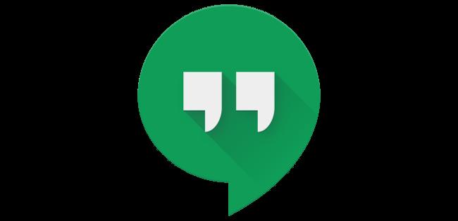 Das Google Hangouts-Logo.