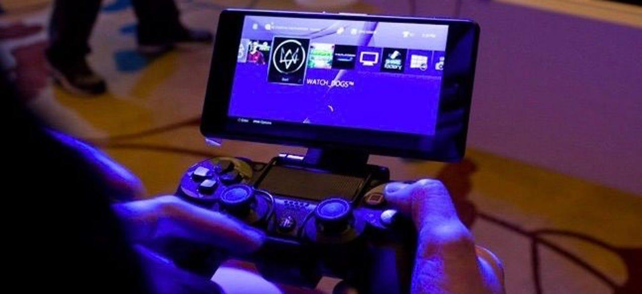 So streamen Sie Spiele von Ihrer PlayStation 4 auf ein beliebiges Android-Gerät