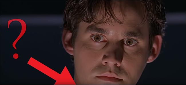 Nicholas Brendon von der schlecht hochskalierten HD-DVD-Veröffentlichung Buffy The Vampire Slayer.