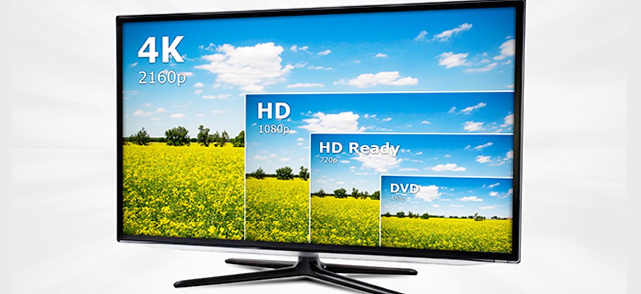 """Was ist """"Upscaling"""" auf einem Fernseher und wie funktioniert es?"""