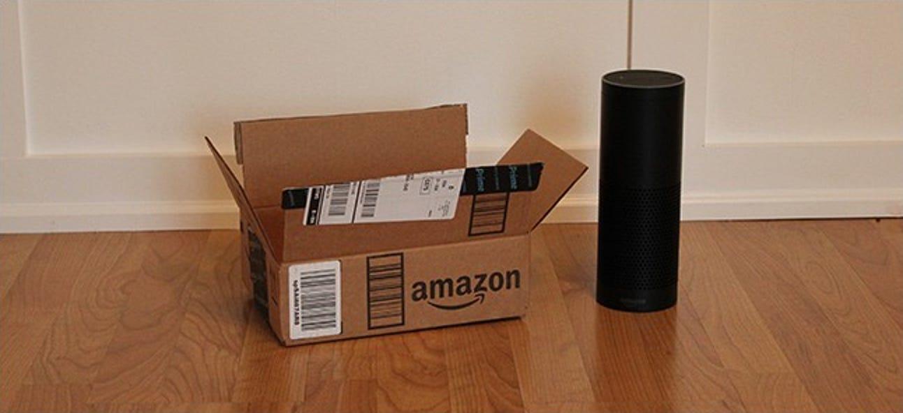 So verfolgen Sie Ihre Amazon-Pakete mit dem Amazon Echo