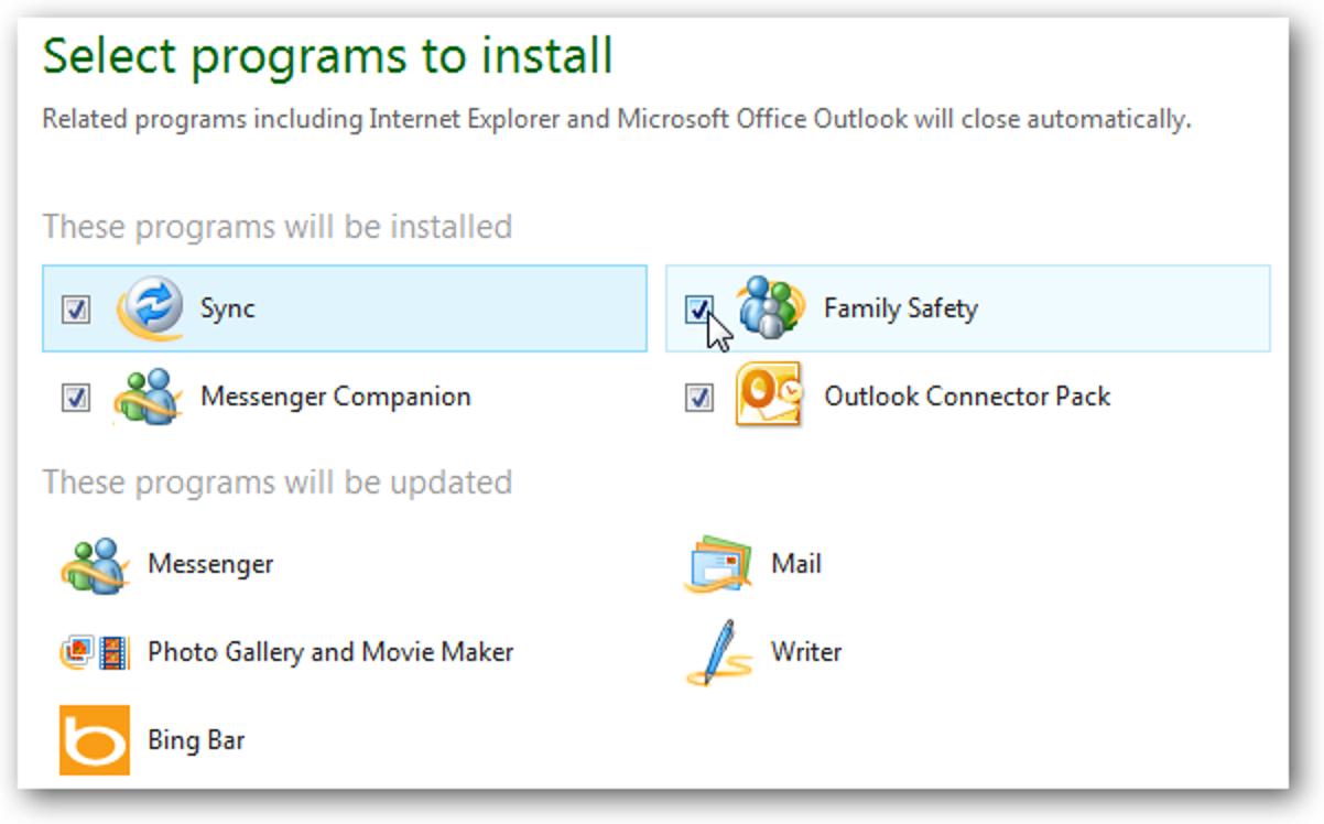 Integrieren Sie soziale Netzwerke in Windows Live Messenger Beta