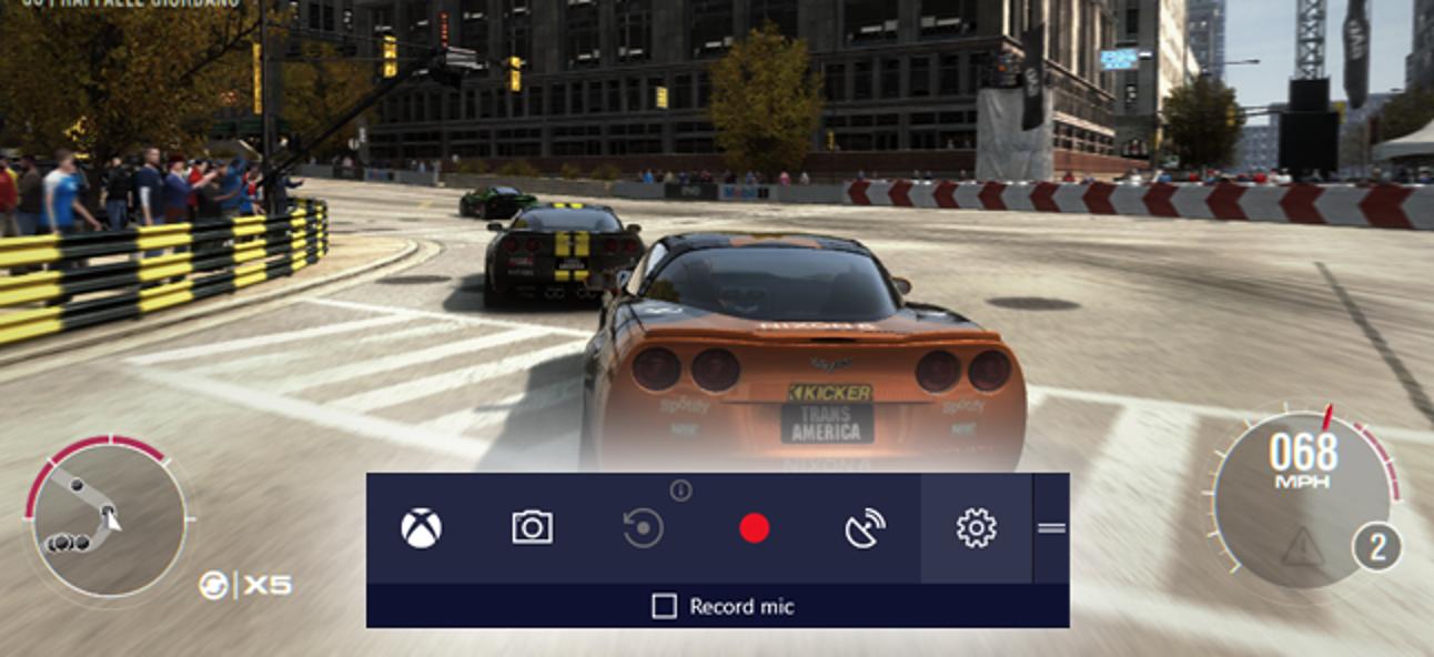 Was ist der Spielemodus im Windows 10 Creators Update?