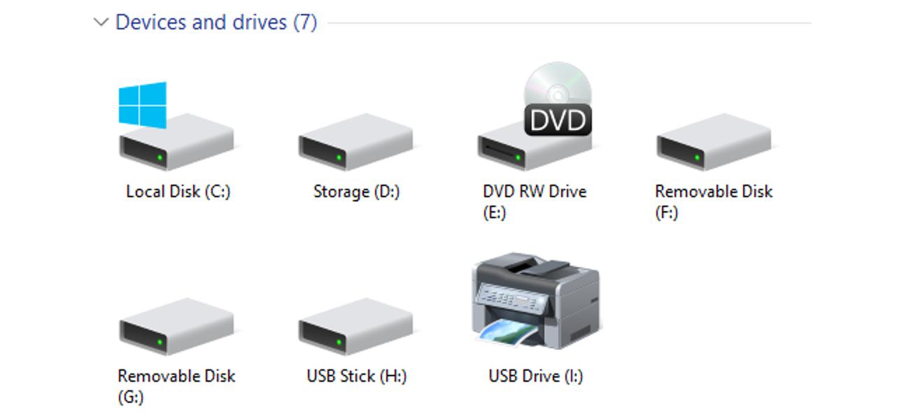 So weisen Sie einem USB-Laufwerk in Windows einen dauerhaften Laufwerksbuchstaben zu